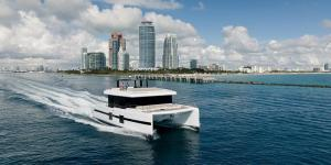 Sunreef Supreme 68 Power catamaran
