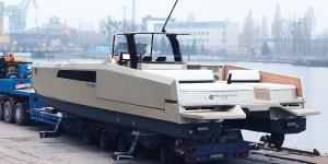 Sunreef Yachts Power 40 catamaran