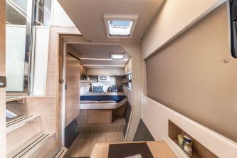 Bavaria Nautitech 40 Open catamaran 123 owner suite