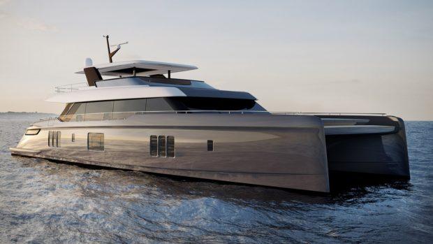 Sunreef 80 Power catamaran