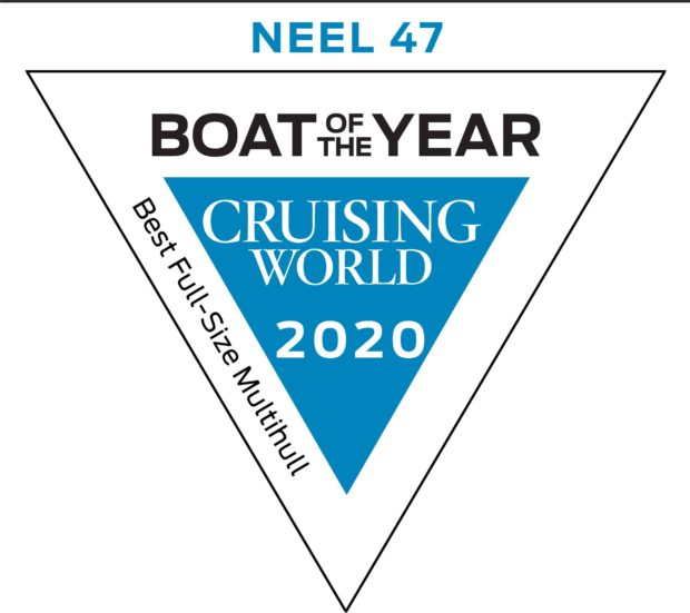 Cruising World 2019 BOTY Winner Neel 47 Trimaran