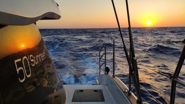 50' Sunreef Yacht Eco Power catamaran