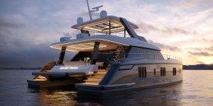 Sunreef 60 Power Yacht catamaran