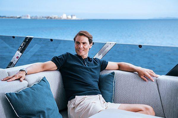 Rafael Nadal Sunreef 80 Yacht Aeroyacht Multihull Specialists
