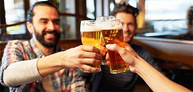 bei mehr als einem bier pro tag wird s