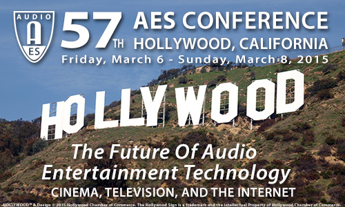 The Future of Audio Entertainment Technology – Cinema, Television and the Internet