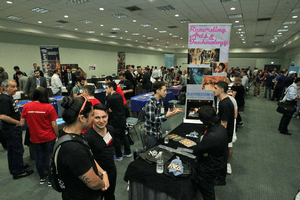 The Sound of Success: AES New York 2017 Convention Student and Career Development Events