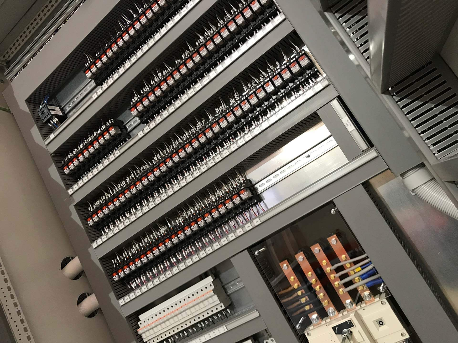 hight resolution of control panel design manufacture