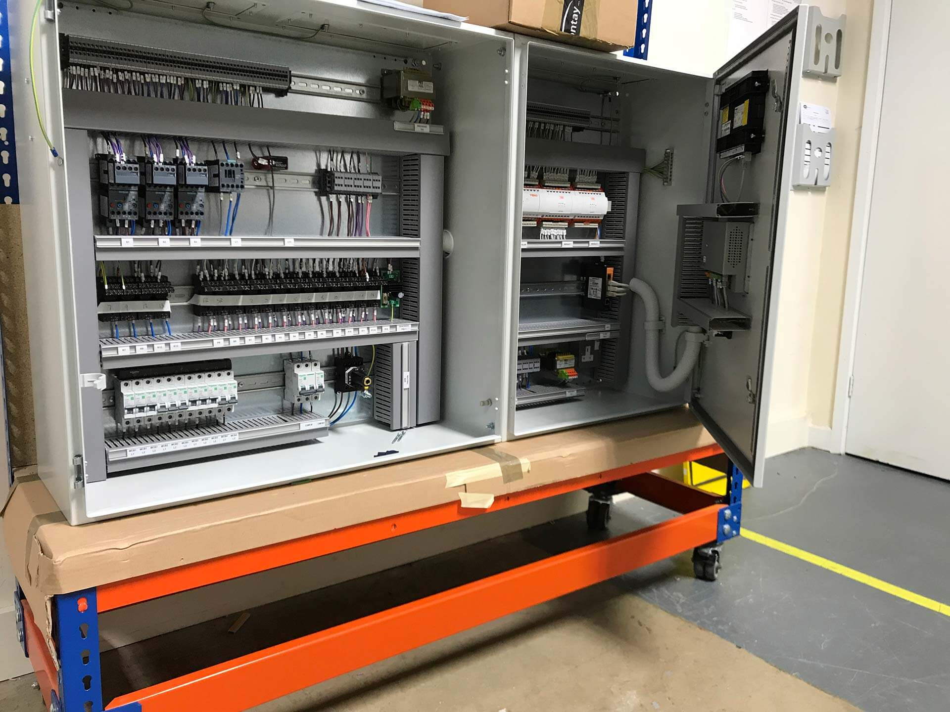 hight resolution of about us aes control systems electrical panel wiring jobs in uk