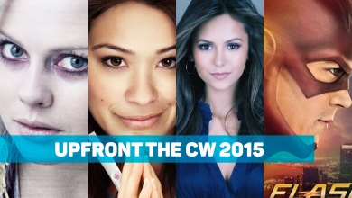 Upfront The CW 2015
