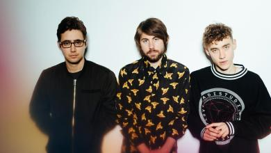 Years & Years Communion A Escotilha