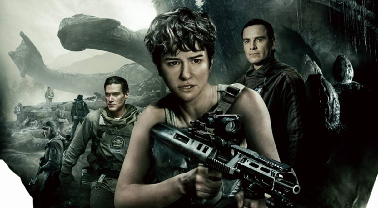 Poster de Alien: Covenant