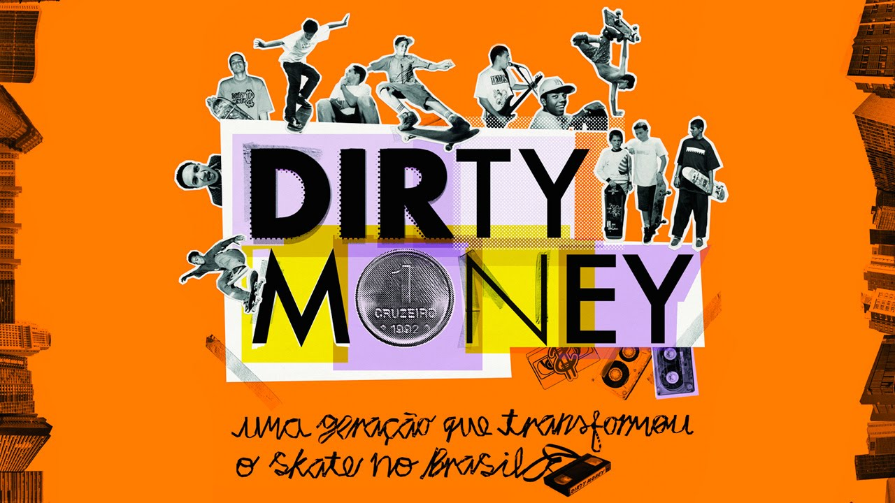 Cartaz do documentário Dirty Money