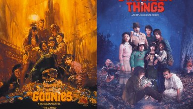 Stranger Things e Os Goonies