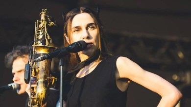 PJ Harvey no Popload Festival