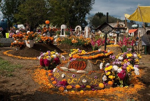 Grave Decoration