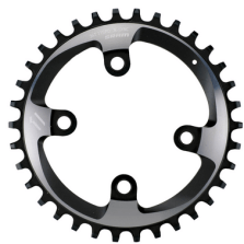 I plan to go with the standard 4-bolt chainring