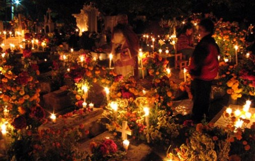 Night Grave Decoration