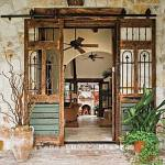 Antique Sliding Doors