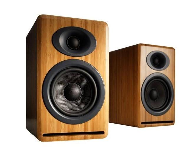 Wood Speakers 325 dollars