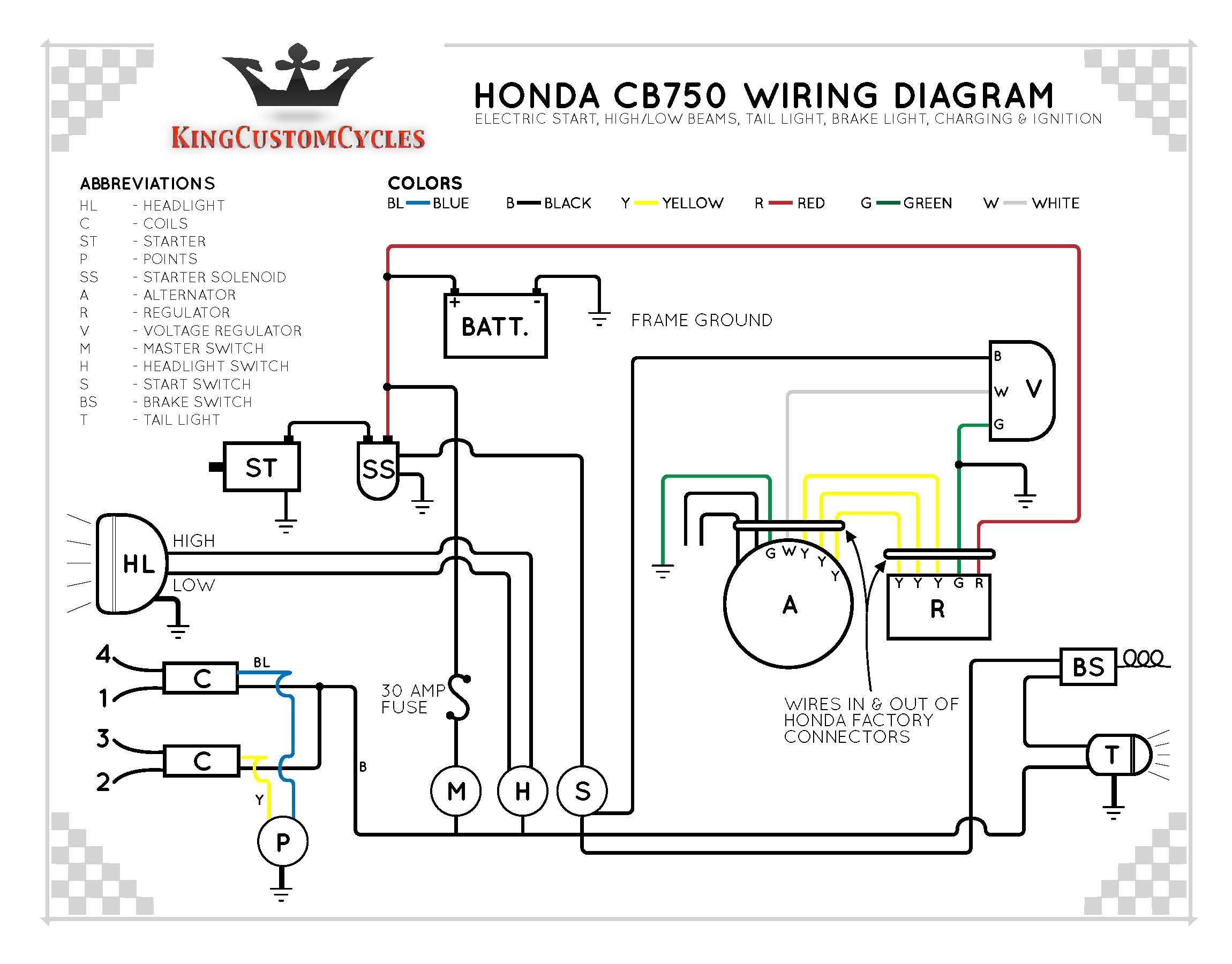 Nighthawk 250 Wiring Diagram Electrical Diagrams 2008 Honda Rebel Alternator 94