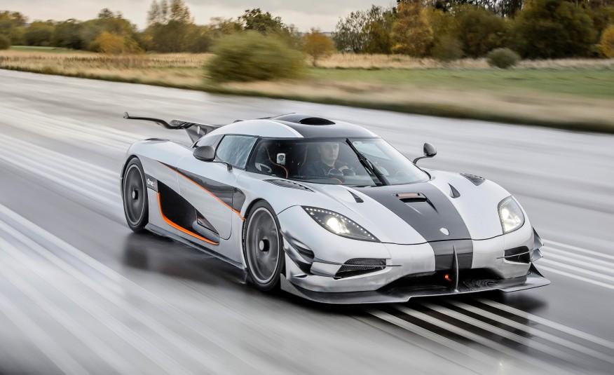 Koenigsegg One to 1
