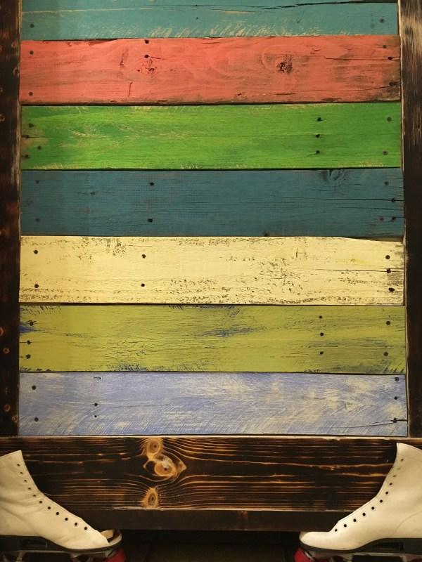 Building A Barn Door by Laura Bonney