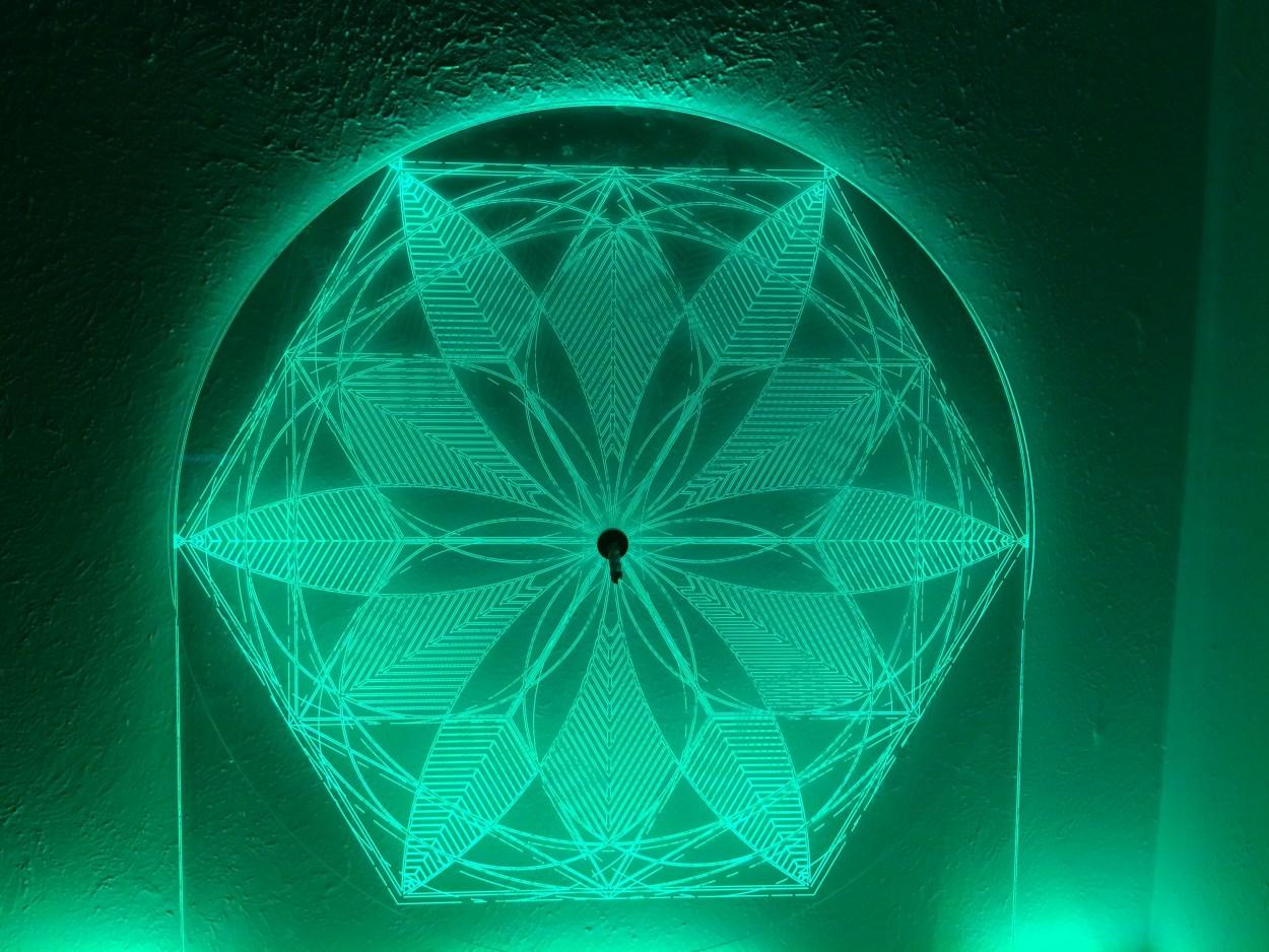 Immersion Wheel lit up