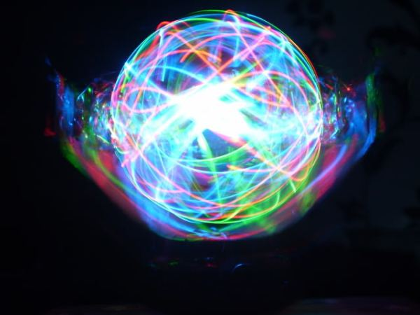 LED Orb by Shawn Sprinkle