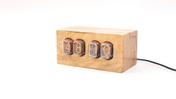 Nixie Clock by Kevin Martin