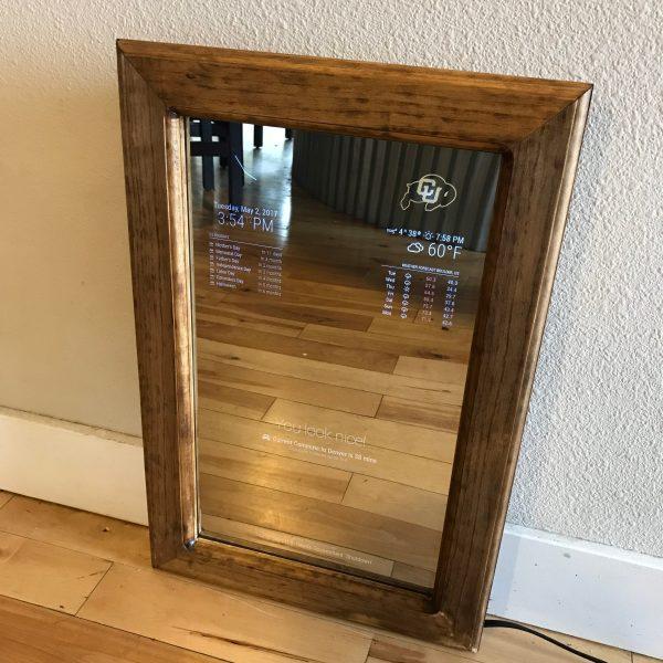 Smart Mirror – Ryan Daniel