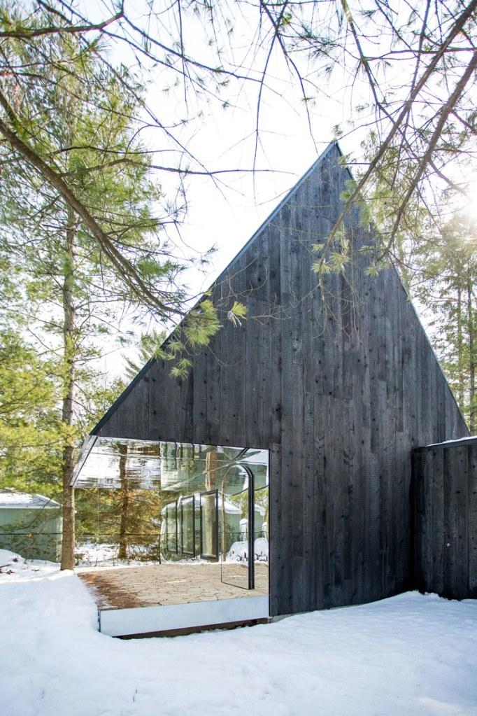 Aesthetic Exploration: A-frame Houses – Aesthetics of Design