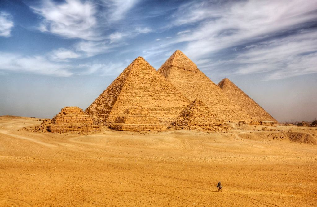 Aesthetics Exploration 2019: Pyramids of Giza – Aesthetics