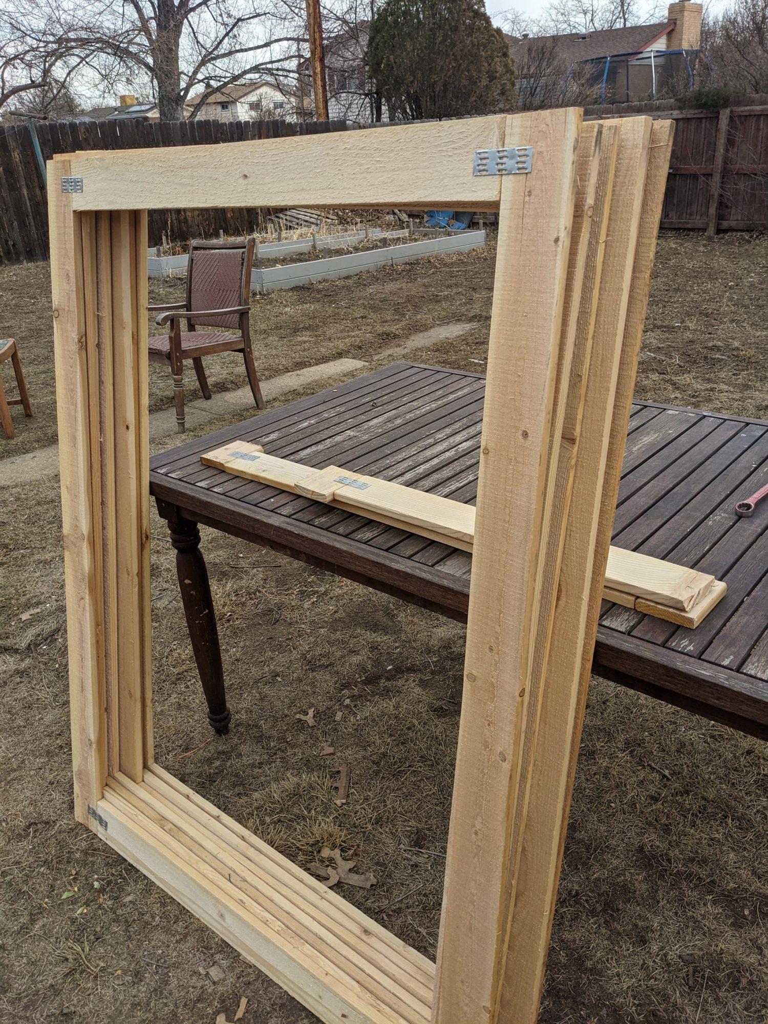 minimalist coffee table with mid mod