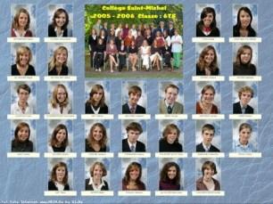 Sous album : 2006 - Photos individuelles 6T8