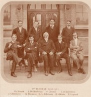 Album : 1911 1911 I Ière Moderne 1910-1911.