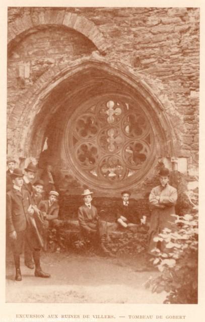 Album : 1906 Excursion à Villers