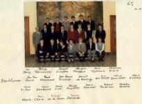 Album : 1985 1985 6T1 6T1 1984-1985 - Titulaire : Père De Schuyteneer, sj