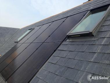 GSE roof integration