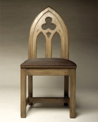 Gothic Side Chair | Aesthetic Decor