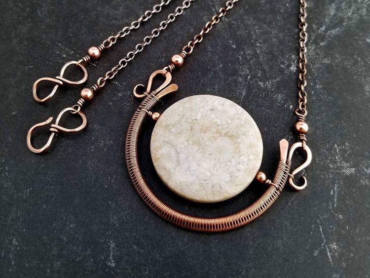 copper and wire