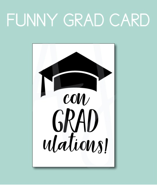 ConGRADulations Card for the Class of 2019