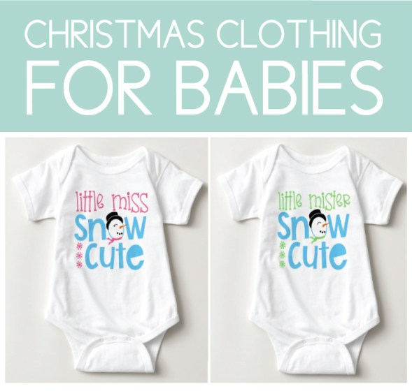 Baby Christmas Clothing