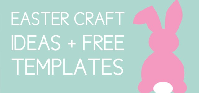 Easter Crafts: 5 Items You Can Make at Home with Dollar Store Supplies