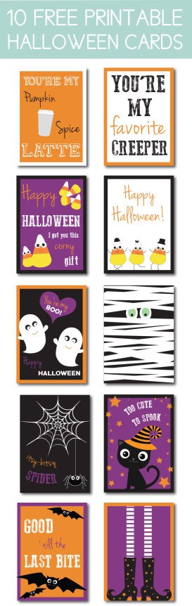 Download Free Halloween Cards