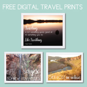 Download free travel prints of the Kimberley