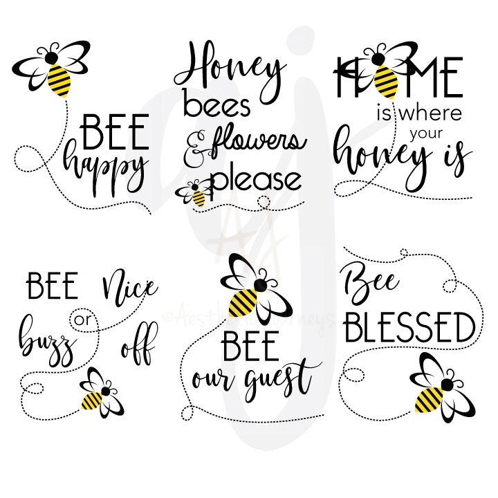 Honey Bee Graphics