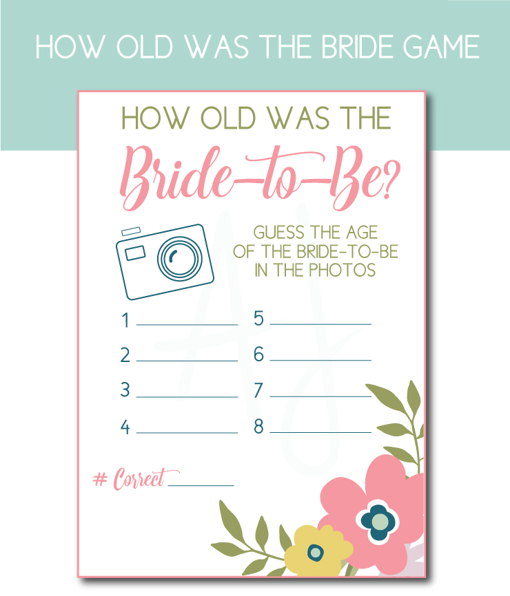 photo regarding How Old Was the Bride to Be Free Printable referred to as AJ Structure + Pictures - Webpage 4 of 30 - for all of lifes