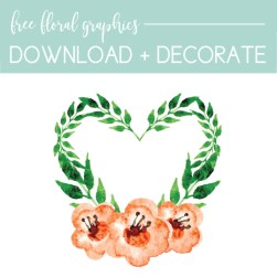 Download free floral graphics on the Journey Junkies page