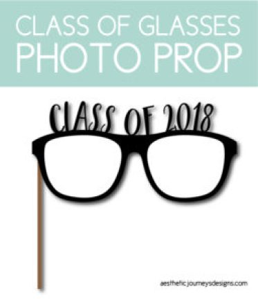 Class of 2018 Glasses